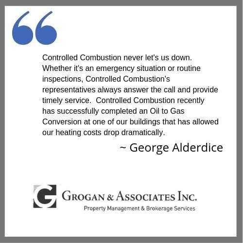 Testimonial - George Alderdice