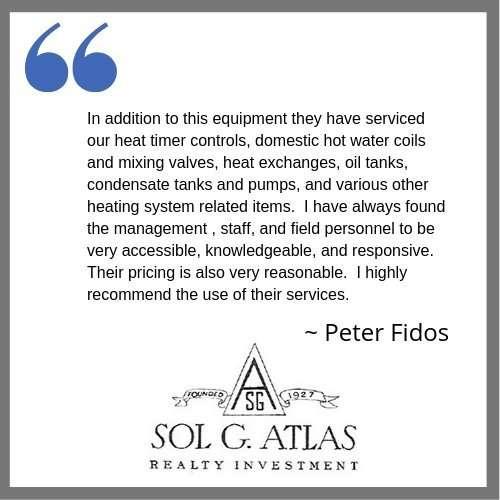 Testimonial - Peter Fidos