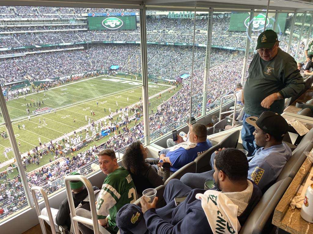 2019 Jets Game